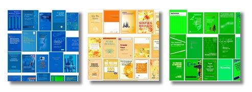 Bücher nach Farben