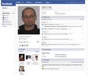 Facebook-Seite Markus Trapp