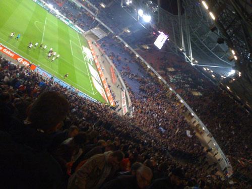 FC St. Pauli bedankt sich bei den Fans