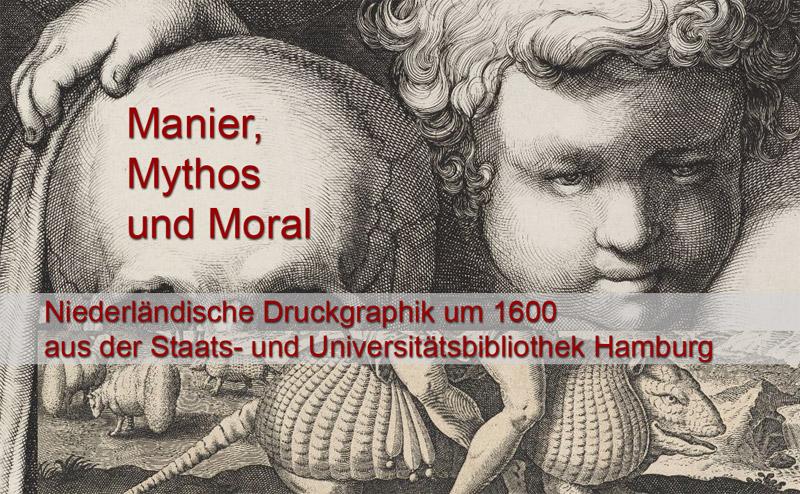 Manier, Mythos und Moral – Kupferstich-Ausstellung in der Stabi