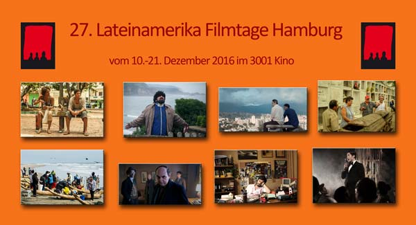 27. Lateinamerika Filmtage Hamburg