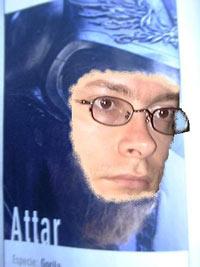 Markus en el Planeta de los Simios