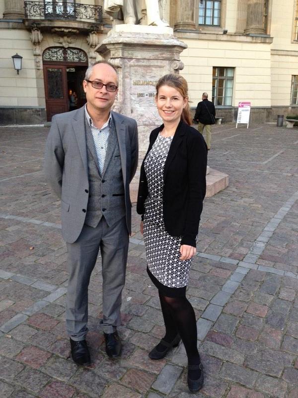 Marlene & Markus – Glückliche Absolventen der Humboldt Uni