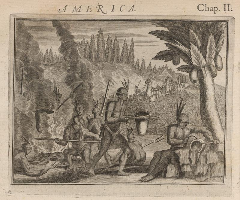 Über die Eroberung von Mexiko und Peru