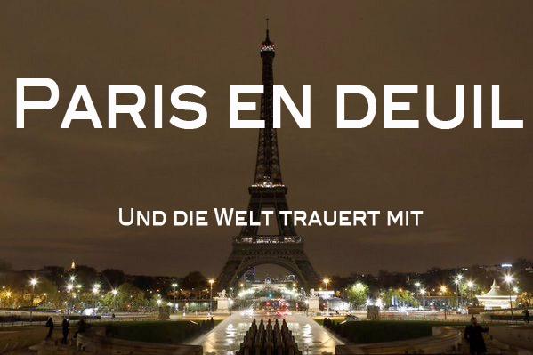 Paris in Trauer