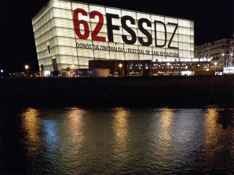San Sebastián: Filmfestivalpalast Kursaal