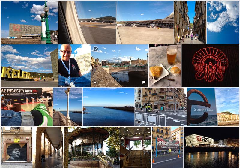 Fotogalerie San Sebastián 2014 (iPhone)