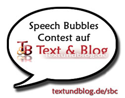 Speech Bubbles Contest